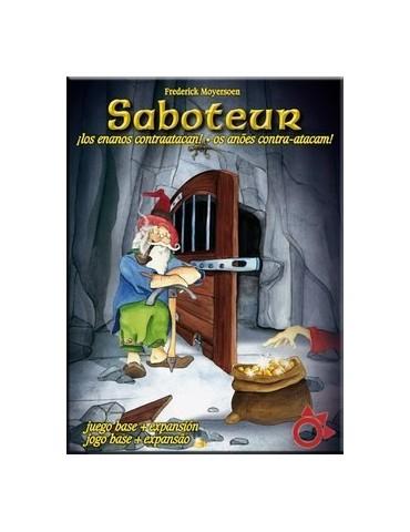 Saboteur: ¡Los enanos...