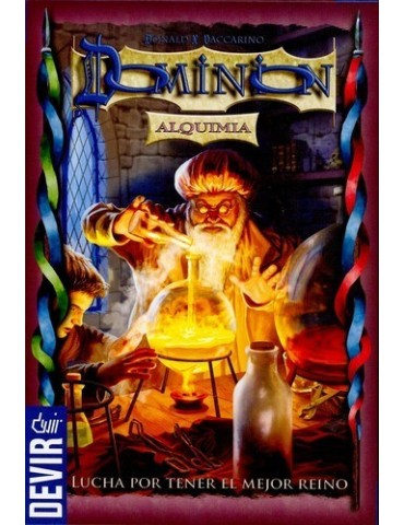 Dominion: Alquimia