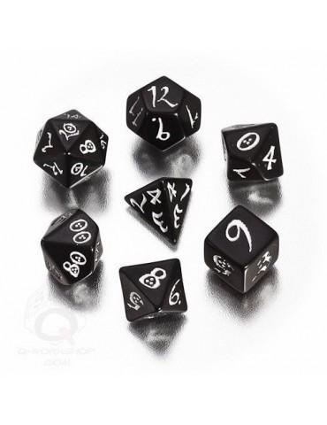 Set de dados RPG Clásico...