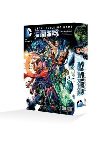 DC Comics Deck Building...