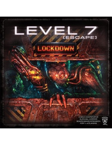 Level 7 Escape: Lockdown