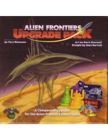 Alien Frontier: Upgrade Pack