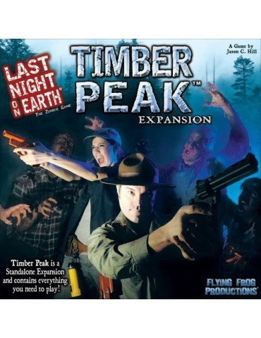 Last Night on Earth: Timber...