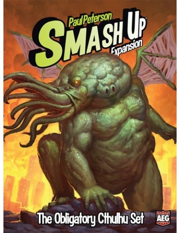 Smash Up! The Obligatory...