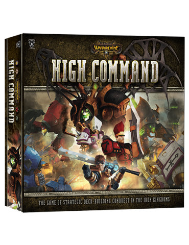 Warmachine: High Command