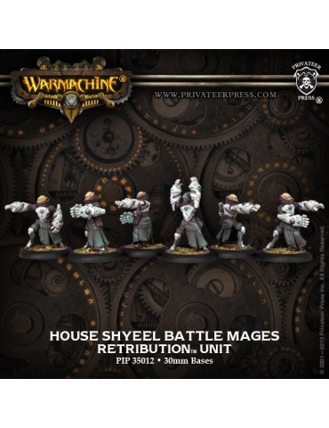Warmachine: Retribution -...
