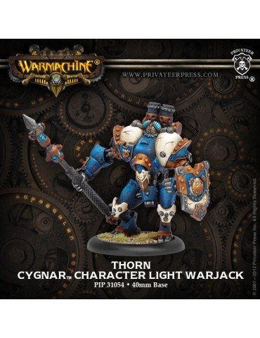 Warmachine: Cygnar - Thorn