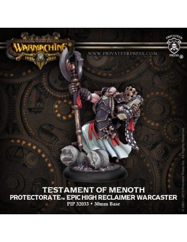 Warmachine: Protectorate -...