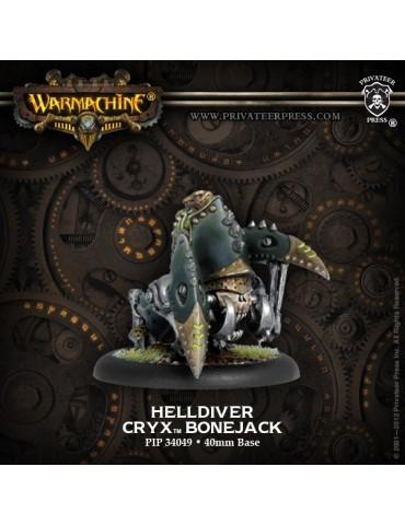 Warmachine: Cryx - Helldiver