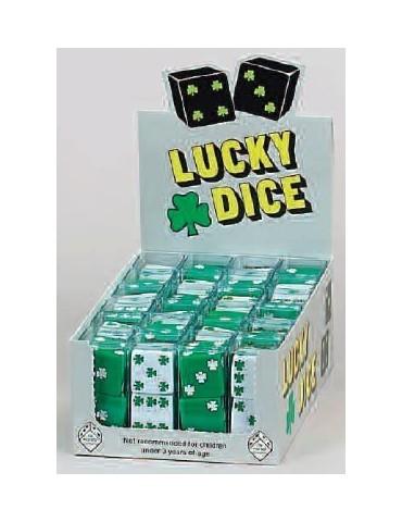 Display dados de la suerte...