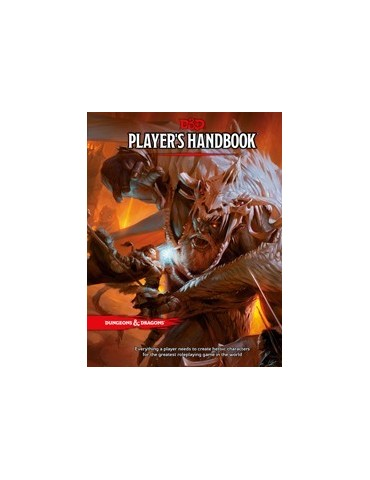 D&D Next: Player's Handbook...