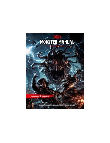 D&D Next: Monster Manual...