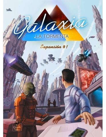Galaxia: La Tormenta...