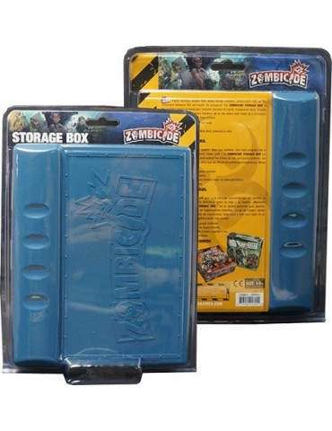 Zombicide Storage Box: Azul