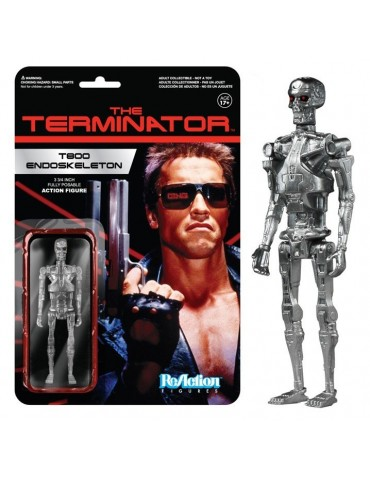 Figura Terminator ReAction...