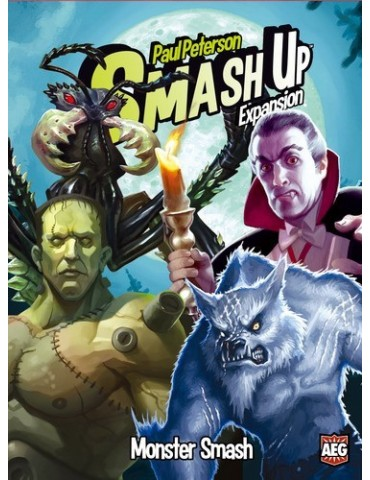 Smash Up: Monster Smash...