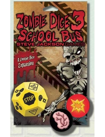 Zombie Dice 3: School Bus...