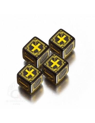 Set de dados Ancient Fudge...