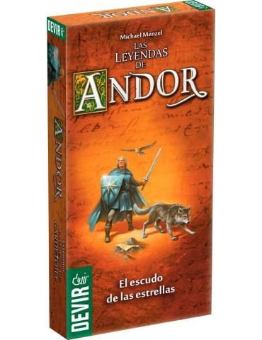 Las Leyendas de Andor: El...
