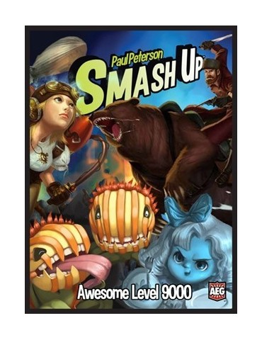 Smash Up: Awesome Level...