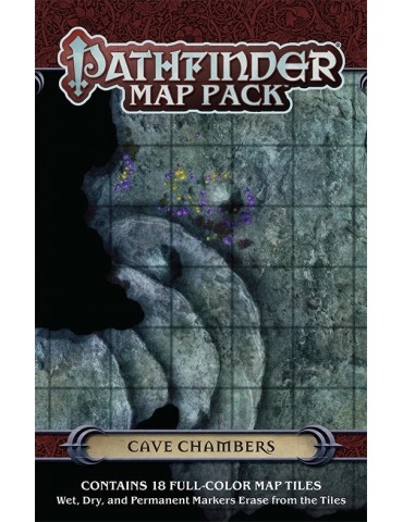 Pathfinder Map Pack: Cave...
