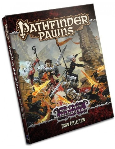 Pathfinder Pawns: Wrath of...