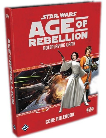 Star Wars Age of Rebellion...