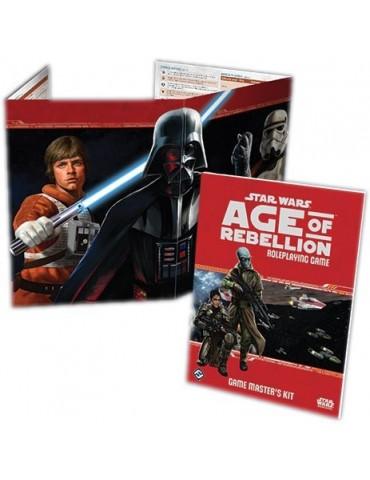 Star Wars Age of Rebellion...