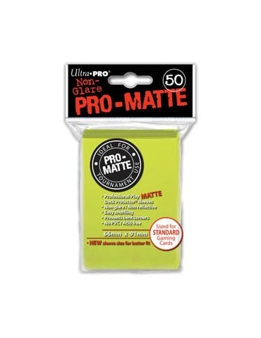 Fundas Ultra Pro mate...
