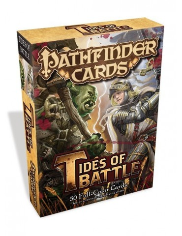 Pathfinder Cards: Tides of...