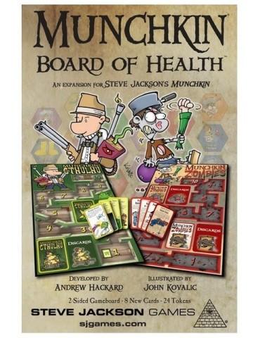 Munchkin Board of Health...