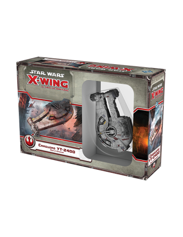 Star Wars X-Wing: Carguero...
