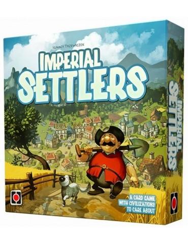 Imperial Settlers (Inglés)