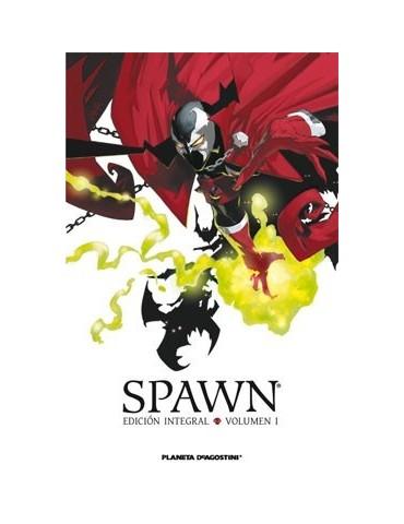 Spawn Integral nº 01 (Nueva...
