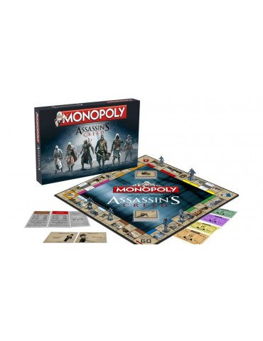 Monopoly Assassin's Creed...