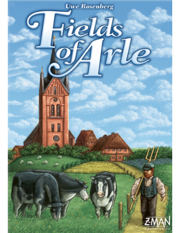 Fields of Arle (Inglés)