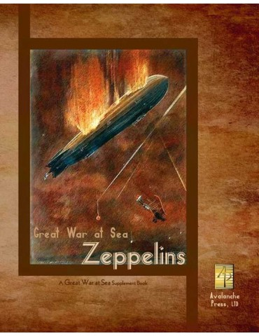 Great War at Sea: Zeppelins