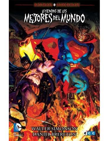 Batman/Superman: Leyendas...