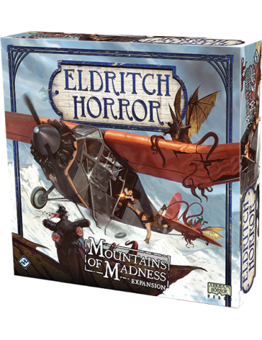 Eldritch Horror: Mountains...