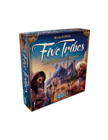 Five Tribes (Inglés)