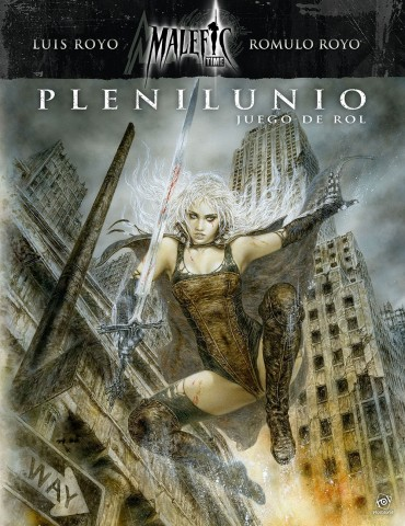 Malefic Time: Plenilunio