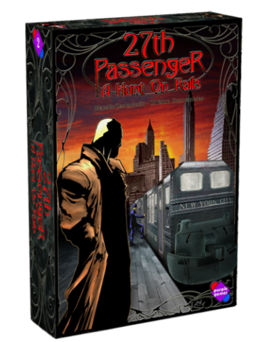27th Passenger: A Hunt On...