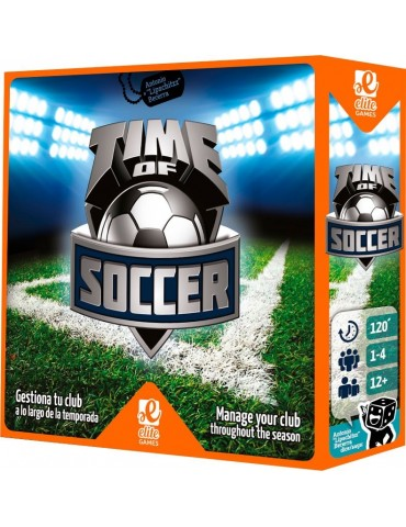 Time of Soccer (Nueva edición)