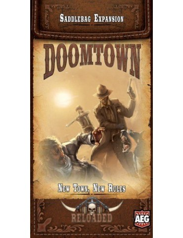 Doomtown Reloaded: Saddlebag 1
