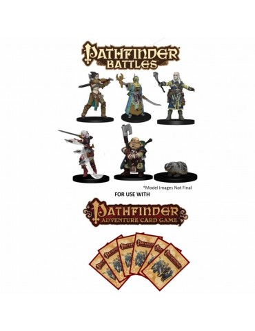 Pathfinder Battles: Iconic...