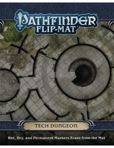 Pathfinder Flip-Mat: Tech...