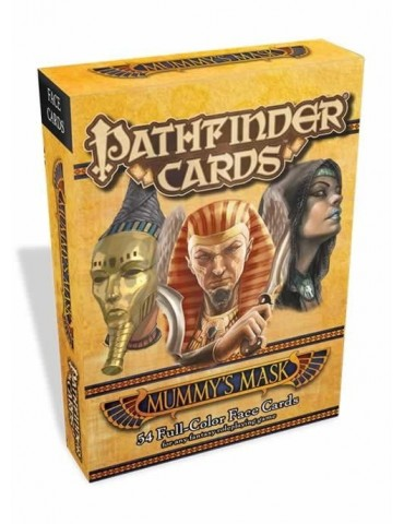Pathfinder Cards: Mummy's Mask