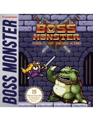 Boss Monster: Tools of...