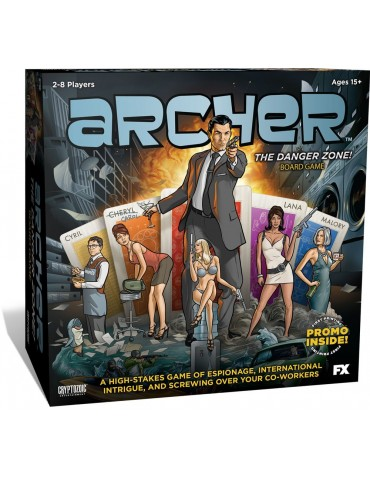 Archer: The Danger Zone!...