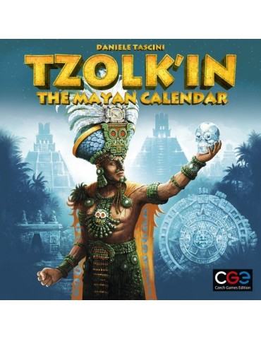 Tzolk'in: The Mayan...